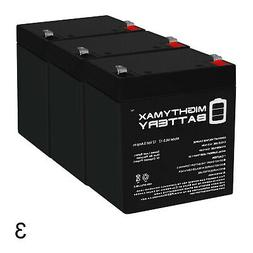 Mighty Max 12V 5AH Battery Replacement for Freedom 804 Elect