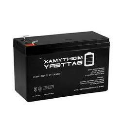 mighty max 12v 7ah battery replacement