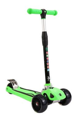 Mini Balance Scooter Freestyle Scooter Green Instant Folding
