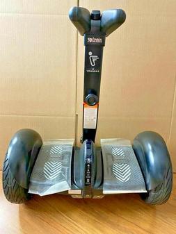 minipro smart self balancing personal transporter black
