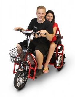 Mobility Scooter E-Wheels EW-02 Electric Folding Heavy Duty