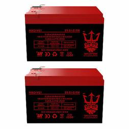 Mongoose J3 12V 12Ah Replacement Electric Scooter Battery