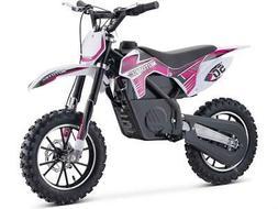 Moto Tec 24v Electric Dirt Bike 500w