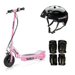 Razor Motorized Rechargeable Pink Electric Scooter w/ Black