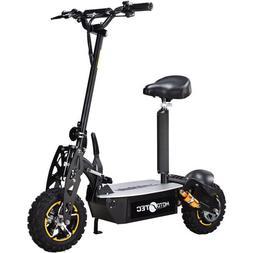 Mototec 2000w 48v Electric Scooter - Black, New