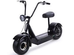 Electric Scooter FatBoy 48v 500w Fat 15in Big Tire 22 mph Se
