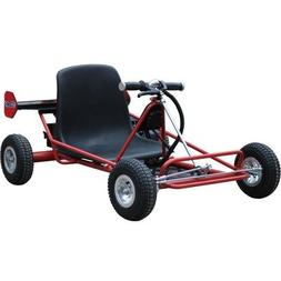 Big Toys MotoTec 24v Solar Electric Go Kart