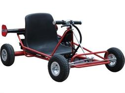 MotoTec MT-04 Solar Electric Go Kart 24v