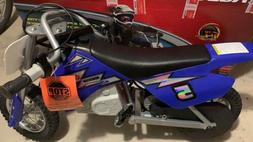 Razor MX350 Dirt Rocket 24V Electric Toy Motocross Dirt Bike