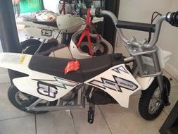 mx400 dirt rocket 24v electric toy motocross