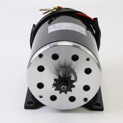 MY1020 Electric Scooter 36V 800W Brushed Motor For ATV Quad