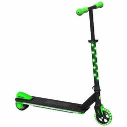 Jetson Neo Electric Scooter with LED Light-Up Deck, Stem, an