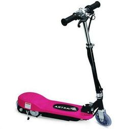 NEW Maxtra E100-Rose Folding Electric Scooter for Kids 160 L