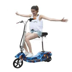 NEW Electric Lightweight Foldable Outdoor Scooter for Kids a