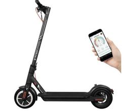 NEW! Swagtron High Speed Electric Scooter Cruise Control Fol