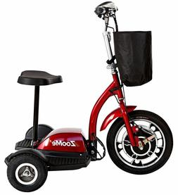 NEW SCOOTER -ZOOME3-Drive Medical Three Wheel Recreational P