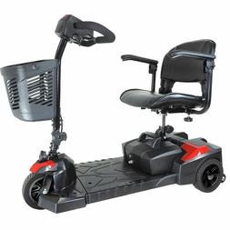 NEW Drive Medical Spitfire Scout 3 Wheel Travel Power Scoote