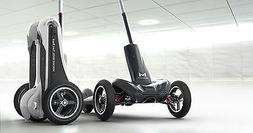 """electric scooter foldable """"TRANSBOARD""""  3 wheel Mobility dou"""