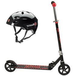 NextGen Scooters Kids Kick Scooter, Black & Razor V17 Youth