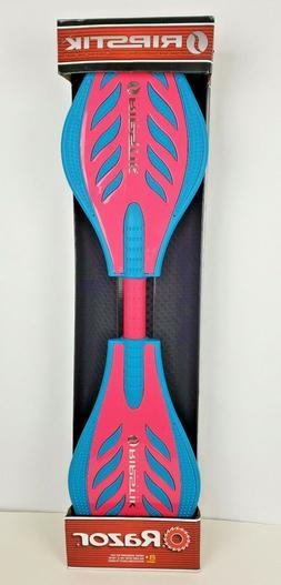 NIB Razor RipStik Brights Caster Board Pink Blue Skateboard