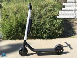 Segway Ninebot Electric Kick Scooter Scooter ES4 NoN Foldabl