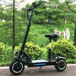 Off Road Electric Scooter Adult Strong powerful Foldable Hov