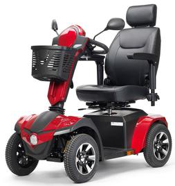 Drive Medical Panther Heavy Duty 4 Wheel Electric Power Mobi