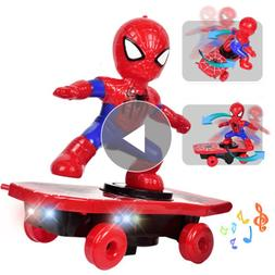 Party Favors Revengers Marvels Spider Man Electronic Toy <fo