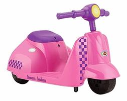 scooter New in Box Pink Razor Jr Mini Mod Electric for Toddl