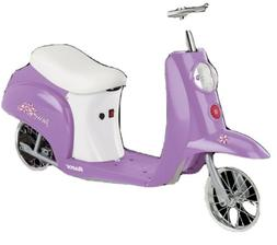 Razor Pocket Mod 24V Electric Girl Scooter - Purple