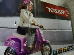 Razor pocket mod miniature euro electric scooter BOX DAMAGED