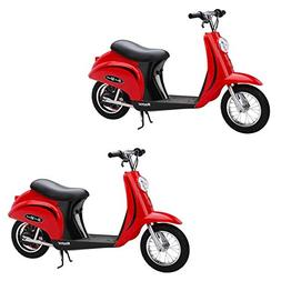 Razor Pocket Mod Miniature Euro 24 Volt Electric Retro Scoot