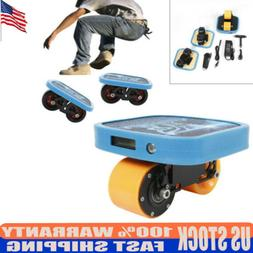 Portable 3XElectric Drift Board Skateboard Scooter  Remote C