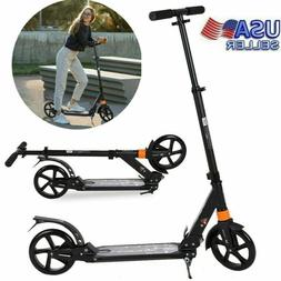 Portable Folding Kick Electric Scooter Pro Stunt Scooter Fre