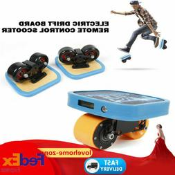 Portable Skate Board Roller Road Drift Plate Anti-skid Skate