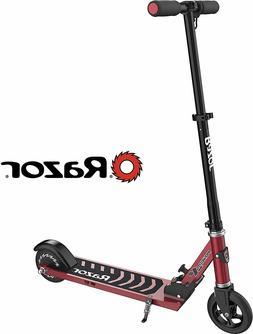 Razor Power A2 Folding Electric Scooter ~ NEW Red/Black Adju