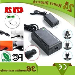 Power Adapter Charger For Two Wheel Self Balancing Scooter H