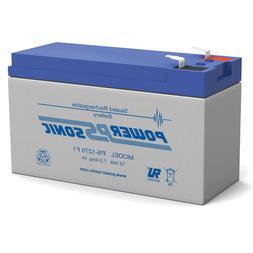 Power-Sonic 12V 7AH BATTERY FOR RAZOR E200  E300S ELECTRIC S
