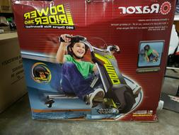 powerrider 360 electric tricycle 20136401 boxes are