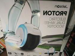 Jetson Proton Electric Dual Wheel Scooter, White BRAND NEW *