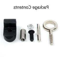 Pull Ring Screw Shaft Locking Buckle Equipment Parts Assembl