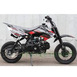 Coolster QG-210 70cc Dirt Bike Black