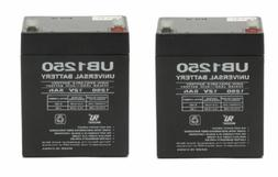Razor E100 E125 E150 Electric Scooter battery 2 12V 5AH