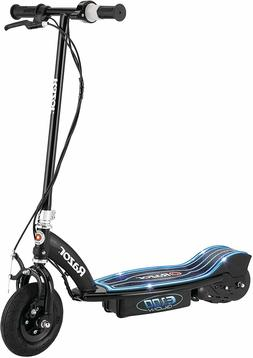 Razor E100 Glow Electric Scooter for Kids Age 8 and Up LED L
