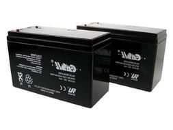 RAZOR E200 & E300S ELECTRIC SCOOTER Batteries By Casil CA127