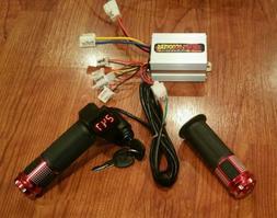 Razor Pocket Mod Pocket Rocket Variable Speed Kit - throttle