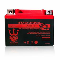 Replacement YTX4L-BS Battery for Motorcycle Scooter ATV By N