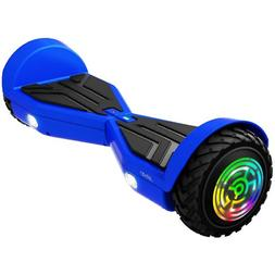 Jetson Rogue Balancing Scooter All-terrain Rubber Tires LED