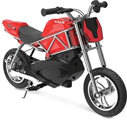 rsf350 electric street bike red