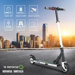 Adults Folding Electric Scooter 250W 14MPH Aluminum Teens Ci